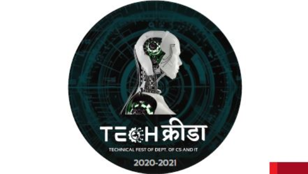 TechKrida'21 -- Technical Fest of Dept. of CS and IT